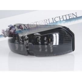 YAMAHA FZ-1 FAZER / ABS (06-10) Smoked LED achterlicht