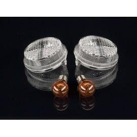 HONDA heldere Knipperlicht lenzen per paar (2 stuks)