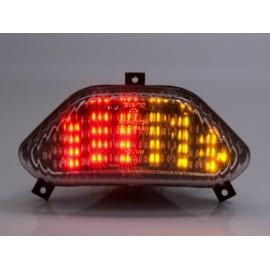 SUZUKI GSF 1200 BANDIT (96-00) helder LED Achterlicht met geintegreerde knipperlichten