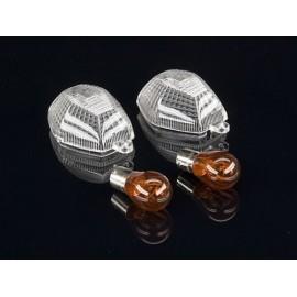 SUZUKI GSX-R 1000 (01-02) Heldere lenzen incl. bulp lampjes