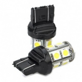 LED T20 Wit  knipperlicht (per paar)