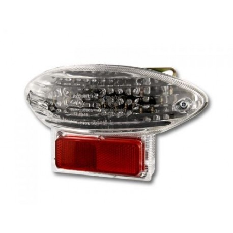 GSX 600 F Transparant LED achterlicht