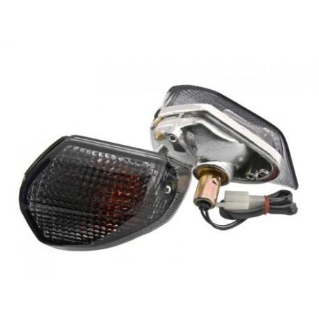 Kawasaki ZZR600 / ZX600E Smoked knipperlicht ACHTER