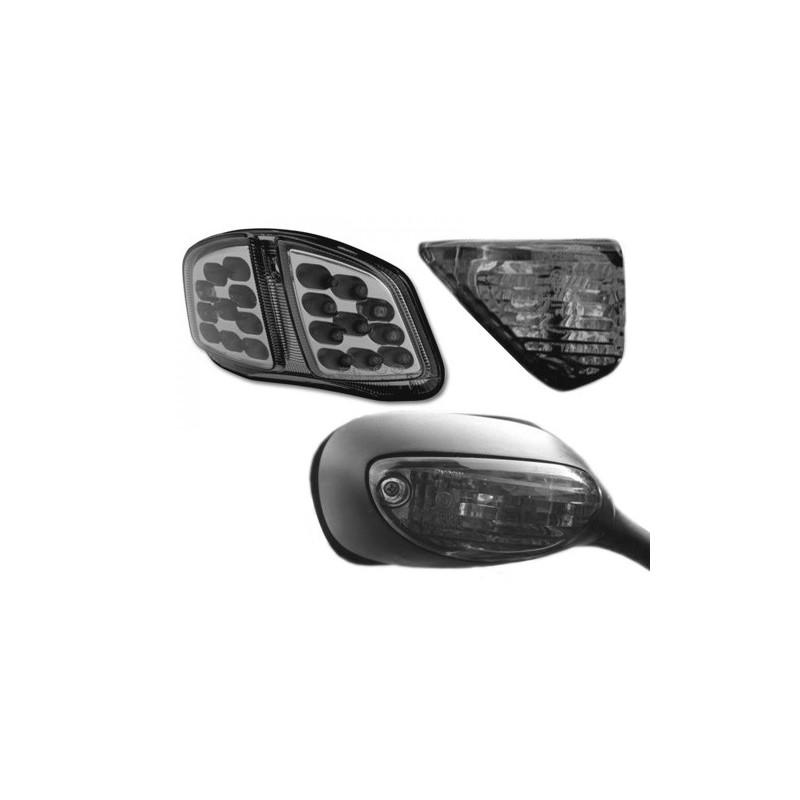 Smoked lichten set Suzuki GSX-R 750 ('06-'07)