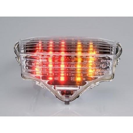 Yamaha FZ-6 (04-07) helder LED achterlicht met geintegreerde knipperlichten