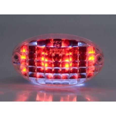 Buell XB 12 R FIREBOLT Helder LED achterlicht