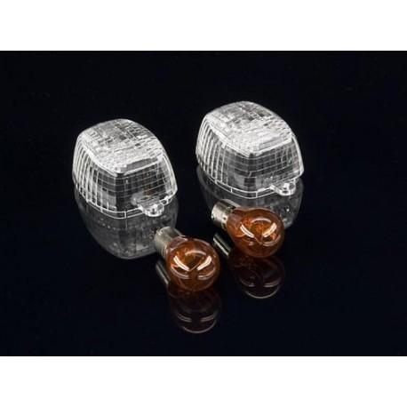 KAWASAKI Z 750 (04-06) transparante knipperlicht lenzen