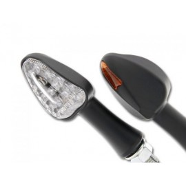 LED richtingaanwijzer 20mm Kat oog