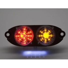 APRILIA RSV 1000 Helder LED achterlicht met geintegreerde knipperlichten