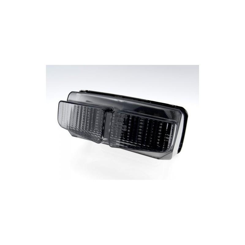 Yamaha FZ-S 600 FAZER (98-03) smoked LED achterlicht