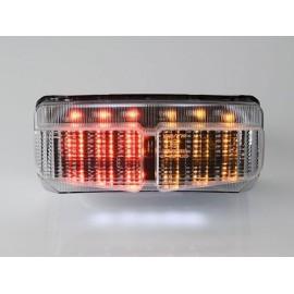 Yamaha FZ-S 600 FAZER (98-03) Helder LED achterlicht