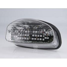 HONDA CBR 1100 XX BLACKBIRD Transparant LED Achterlicht  1997 - 1998