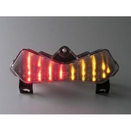 Kawasaki Z 750 (04-06) LED Achterlicht met geintegreerde knipperlichten