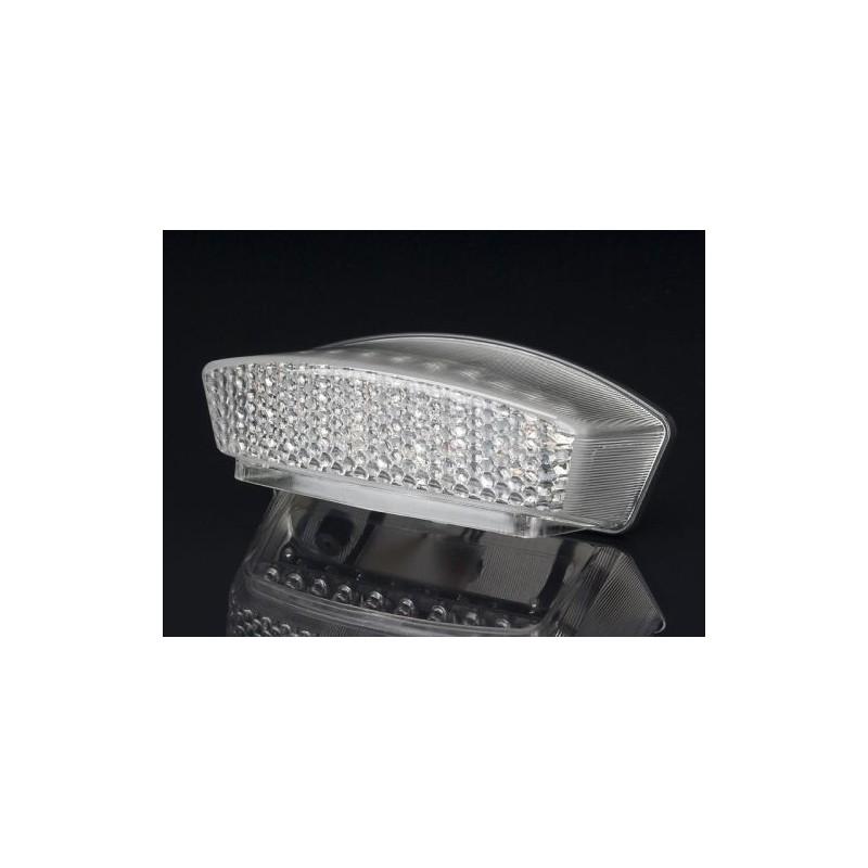 DUCATI Monster Helder / Clear LED achterlicht