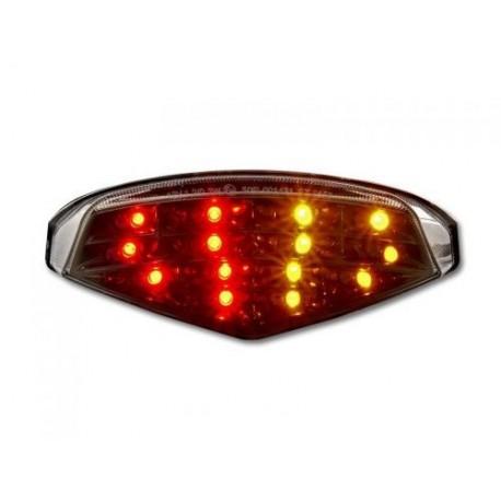 DUCATI MONSTER 1100 (09-) Smoked LED achterlicht geintegreerde knippers