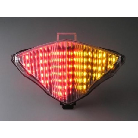 YAMAHA YZF-R1 1000 (04-06) LED Achterlicht met geintegreerde knipperlichten