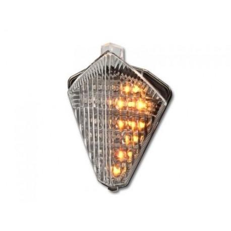 YAMAHA YZF-R1 1000 (07-08) Helder LED Achterlicht met geintegreerde knipperlichten