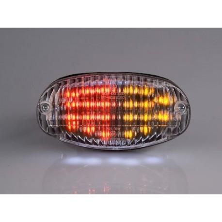 YZF 600 R THUNDER CAT (96-02) Helder LED Achterlicht met geintegreerde knipperlichten