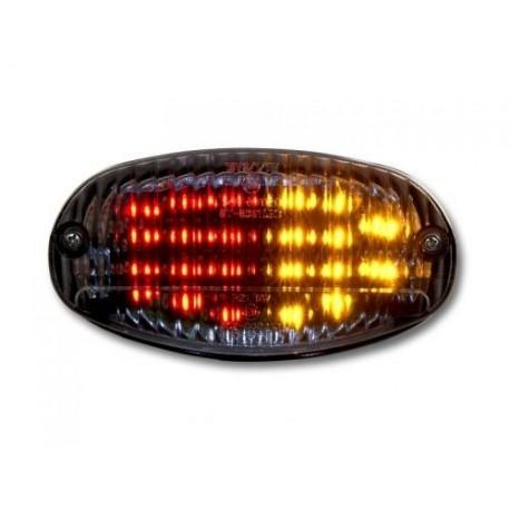 YZF 600 R THUNDER CAT (96-02) Smoked LED Achterlicht met geintegreerde knipperlichten