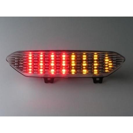 YAMAHA YZF-R1 1000 (02-03) Helder LED Achterlicht met geintegreerde knipperlichten