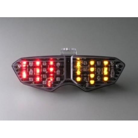 YAMAHA YZF-R6 600 (03-05) Helder LED Achterlicht met geintegreerde knipperlichten