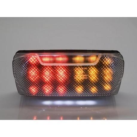 YAMAHA YZF 1000 R THUNDER ACE (96-00) Helder LED Achterlicht met geintegreerde knipperlichten