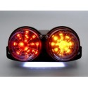 APRILIA RSV 1000 (01-03) Helder LED achterlicht met geintegreerde knipperlichten