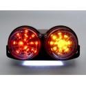 APRILIA RSV 1000R (01-03) Helder LED achterlicht met geintegreerde knipperlichten