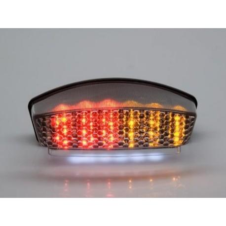 Buell Helder LED achterlicht met geintegreerde knipperlichten
