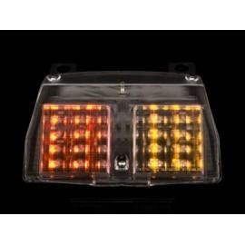 DUCATI 748 - 916 - 996 - 998 Helder LED achterlicht geintegreerde knippers