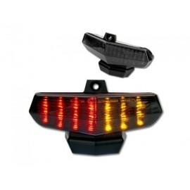 DUCATI 748 - 916 - 996 - 998 Smoked LED achterlicht met geintegreerde knippers
