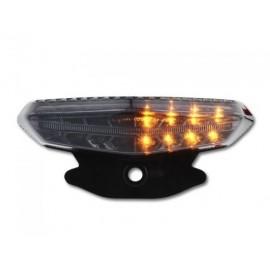 DUCATI HYPERMOTARD Smoked LED achterlicht met geintegreerde knippers