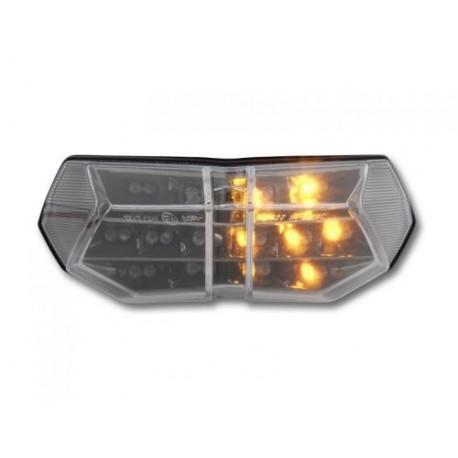DUCATI straatfighter helder  LED achterlicht met geintegreerde knippers