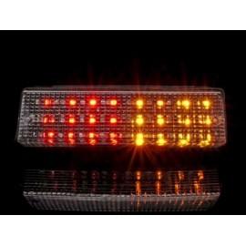 KAWASAKI GPZ 500 S (87-93) Helder LED Achterlicht met geintegreerde knipperlichten