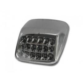 HARLEY DAVIDSON DYNA GLIDE (02-10) Smoked LED Achterlicht