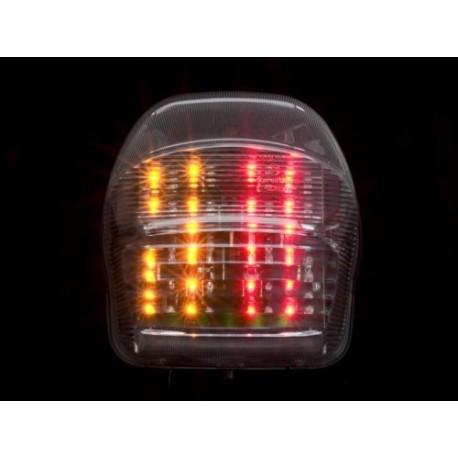 HONDA CBR 1100 XX SUPER BLACKBIRD (99-09) Helder LED Achterlicht met ingebouwde knipperlichten