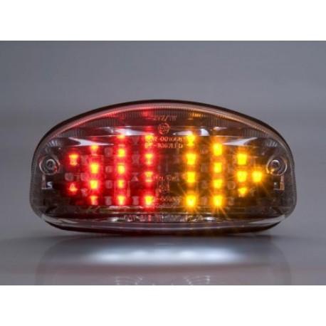 HONDA CBR 1100 XX SUPER BLACKBIRD (97-99) Helder LED Achterlicht met ingebouwde knipperlichten