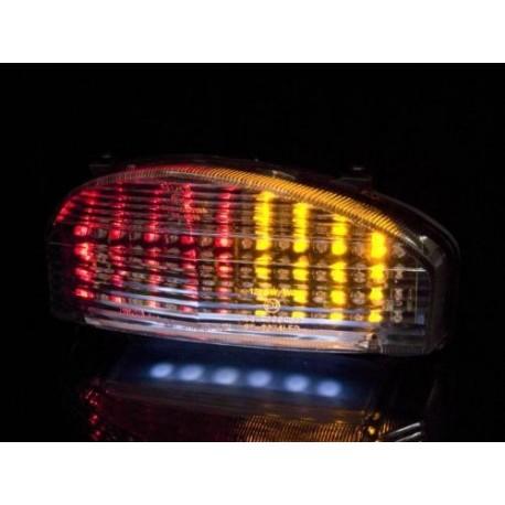 HONDA CBR 900 RR FIREBLADE (92-97) Helder LED Achterlicht met ingebouwde knipperlichten