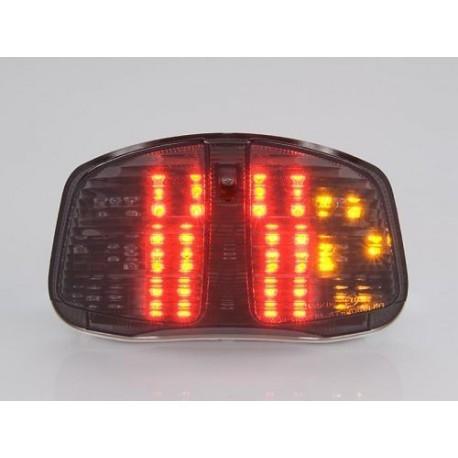 Suzuki GSX-R 600 smoked LED achterlicht ('06 - '07)
