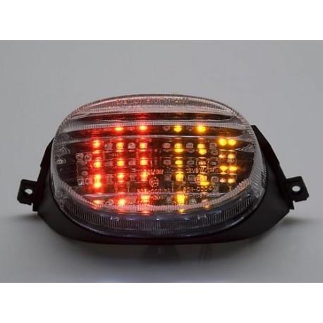 SUZUKI GSX-R 600 SRAD (97-00) Helder LED achterlicht met ingebouwde richtingaanwijzers