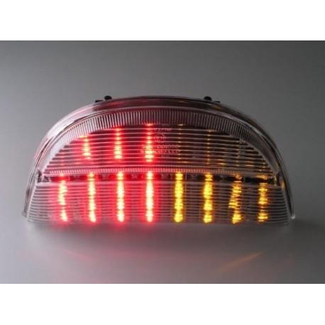 HONDA CBR 900 RR FIREBLADE (98-99) Helder LED Achterlicht met ingebouwde knipperlichten