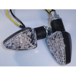 LED richtingaanwijzer 20mm Pijl