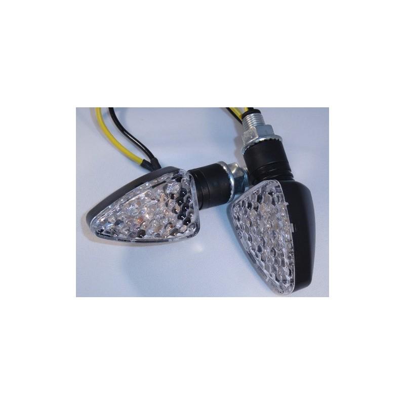 LED richtingaanwijzer 20mm Pijl
