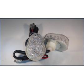 LED knipperlicht voor op de kuip
