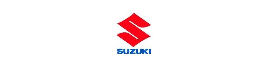 Suzuki achterlichten, helder, transparant, smoked