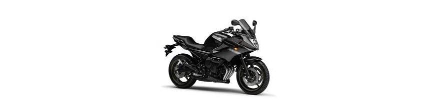Yamaha diverse merken en typen