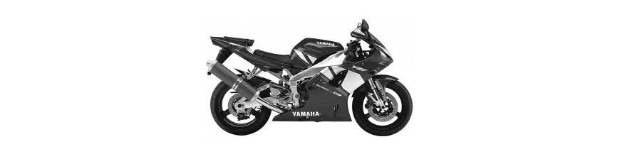 Yamaha YZF serie knipperlichten