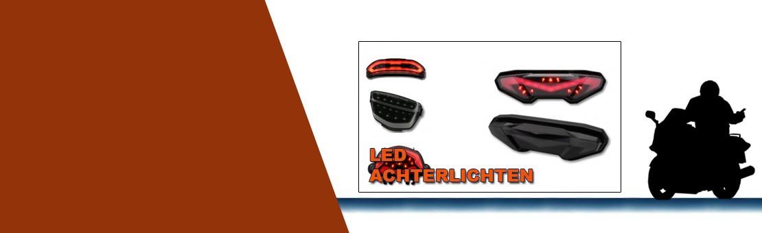 Motor LED Achterlichten